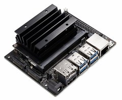 第二代 NVIDIA Jetson Nano Developer Kit-B01 套件包 (主板 + 64 GB SD 卡 + CISCO 5V5A DC 直流變壓器 + 跳線帽)-cover