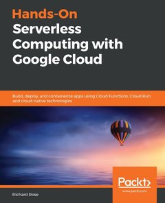Hands-On Serverless Computing with Google Cloud-cover