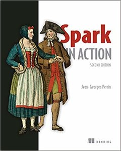 Spark in Action ,2nd Edition-cover