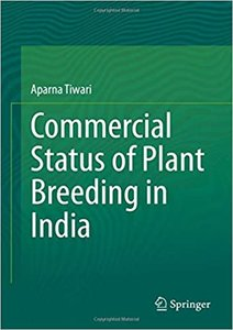 Commercial Status of Plant Breeding in India-cover