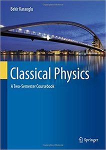 Classical Physics: A Two-Semester Coursebook-cover