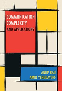 Communication Complexity: And Applications-cover