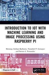 Introduction to Iot with Machine Learning and Image Processing Using Raspberry Pi-cover