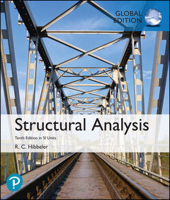 Structural Analysis, 10/e (SI Units)(IE-Paperback)   -cover