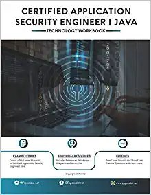 Certified Application Security Engineer - JAVA: Technology Workbook-cover