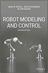 Robot Modeling and Control, 2/e (Hardcover)-cover