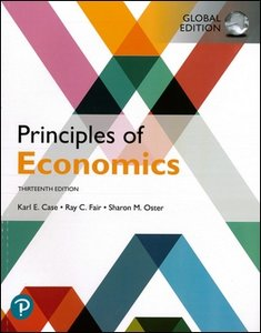 Principles of Economics, 13/e (Paperback)-cover