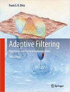 Adaptive Filtering: Algorithms and Practical Implementation (English) 5th ed. 2020 版本 -cover
