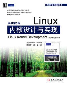 Linux 內核設計與實現, 3/e (Linux Kernel Development, 3/e)-cover