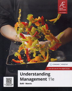 Understanding Management, 11/e (Paperback)-cover