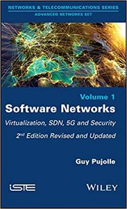 Software Networks: Virtualization, SDN, 5G, and Security (English) 2nd 版本 -cover