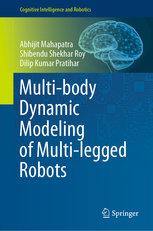 Multi-Body Dynamic Modeling of Multi-Legged Robots-cover