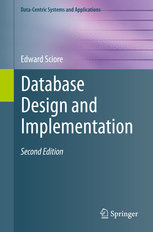 Database Design and Implementation: Second Edition-cover