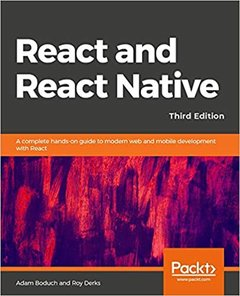 React and React Native - Third Edition-cover