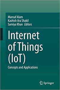 Internet of Things (Iot): Concepts and Applications-cover