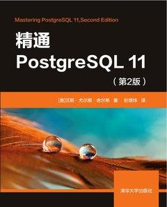 精通 PostgreSQL 11 (第2版) (Mastering PostgreSQL 11: Expert techniques to build scalable, reliable, and fault-tolerant database applications, 2/e)-cover