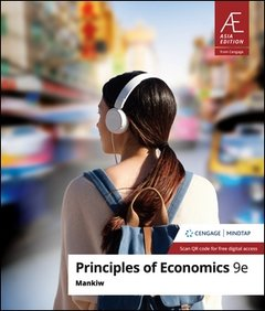 Principles of Economics, 9/e (Paperback)-cover