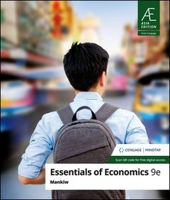 Essentials of Economics, 9/e (Paperback)-cover