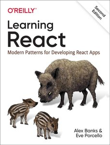 Learning React: Modern Patterns for Developing React Apps, 2/e-cover
