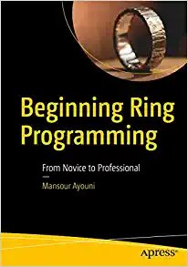 Beginning Ring Programming: From Novice to Professional-cover