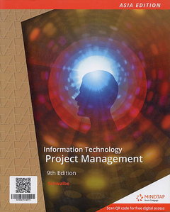 Information Technology Project Management, 9/e (AE-Paerback)【內含Access Code,經刮除不受退】-cover