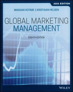 Global Marketing Managemet, 8/e (AE-Paperback)-cover