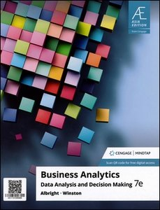 Business Analytics: Data Analysis and Decision Making, 7/e (AE-Paperback)
