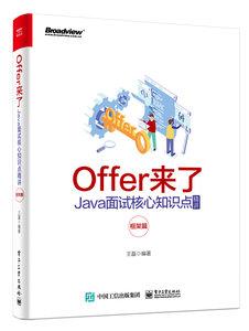 Offer 來了:Java 面試核心知識點精講 (框架篇)-cover