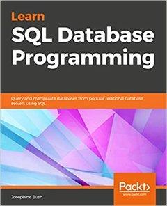 Learn SQL Database Programming-cover