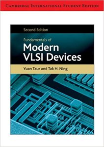 Fundamentals of Modern VLSI Devices, 2/e (IE-Paperback)-cover