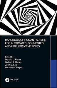 Handbook of Human Factors for Automated, Connected, and Intelligent Vehicles-cover