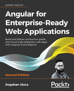 Angular for Enterprise-Ready Web Applications - Second Edition-cover