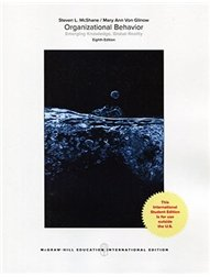 Organizational Behavior: Emerging Knowledge, Global Reality, 8/e (IE-Paperback)-cover