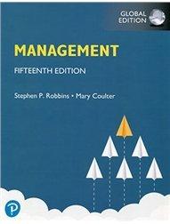 Management, 15/e (GE-Paperback)-cover
