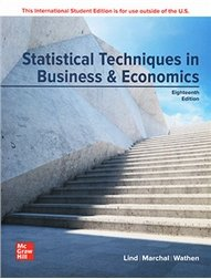 Statistical Techniques in Business & Economics, 18/e (IE-Paperback)-cover