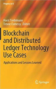 Blockchain and Distributed Ledger Technology Use Cases: Applications and Lessons Learned-cover