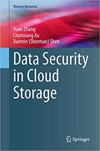Data Security in Cloud Storage-cover