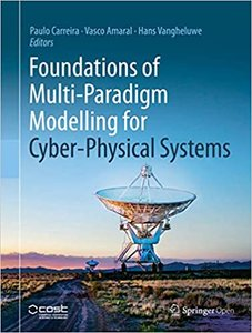 Foundations of Multi-Paradigm Modelling for Cyber-Physical Systems-cover