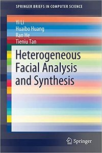 Heterogeneous Facial Analysis and Synthesis-cover