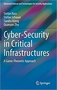 Cyber-Security in Critical Infrastructures: A Game-Theoretic Approach-cover