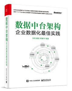 數據中台架構 — 企業數據化最佳實踐-cover