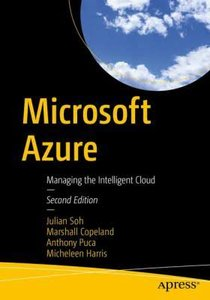 Microsoft Azure: Planning, Deploying, and Managing the Cloud-cover