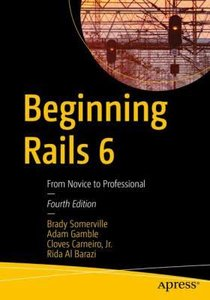 Beginning Rails 6: From Novice to Professional-cover