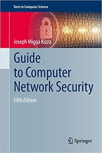 Guide to Computer Network Security-cover