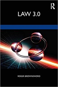 Law 3.0: Rules, Regulation, and Technology