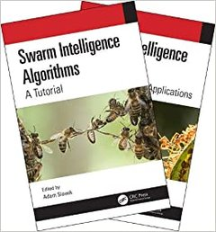 Swarm Intelligence Algorithms (Two Volume Set)-cover