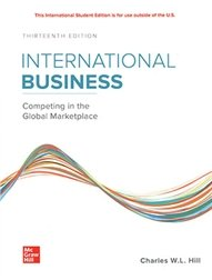 International Business: Competing in the Global Marketplace, 13/e  (IE-Paperback)-cover