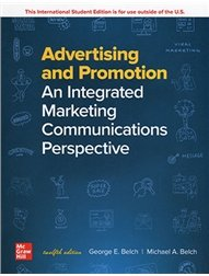 Advertising and Promotion: An Integrated Marketing Communications Perspective, 12/e (IE-Paperback)-cover