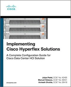 Implementing Cisco Hyperflex Solutions-cover