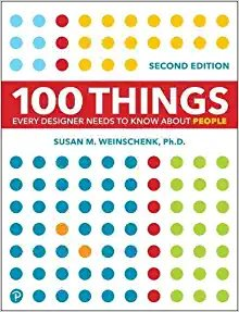 100 Things Every Designer Needs to Know about People-cover